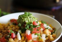 vegetarian / Meatless meals, vegetables, side dishes / by Beth Harrell