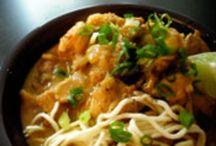 EAT: Asian Sensation / Asian recipes that don't suck.