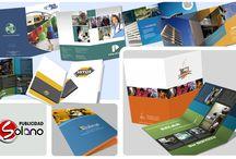 Folder y Brochures corporativos