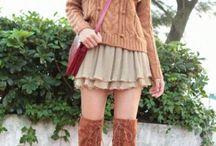 Japanese Street Fashion /  Japanese Street Fashion