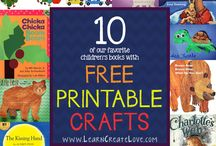 Children's Books with Crafts