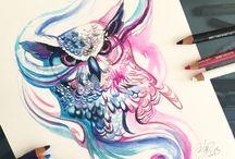Arte con animales
