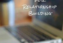 relationship marketing / by Brenda Forbes