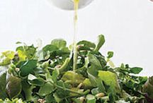 salad dressings / by Cyn Johnson