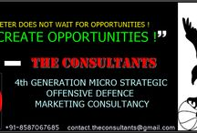 TRUE MARKETER DON'T WAIT FOR OPPORTUNITY / TRUE MARKETER DON'T WAIT FOR OPPORTUNITY ! THEY CREATE OPPORTUNITIES !