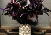 Gothic Wedding / A romantic dark wedding / by Jessica Farber