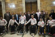 Yalova Ortopedikler Spor Kulübü grup toplantısı ziyareti