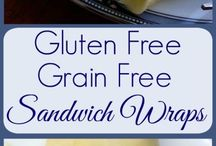 Gluten free recipes.