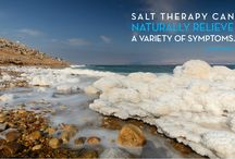 Symptoms & How Salt Therapy Helps