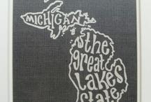 Michigan Love / Michigan hot spots: eat, play, visit!