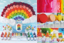 Birthday Party Ideas / by Montanna Nicoson