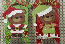 Teddy bear parade cricut