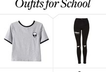 Clothes For Teens School