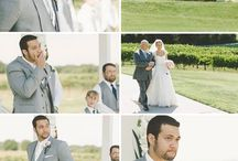 Must Have Photos! / Your wedding photography is a big hunk of your budget, and for good reason! These special snippets from the best day of your life will bring joy and happiness for years (and generations!) to come. Make sure you get some of these must have shots!