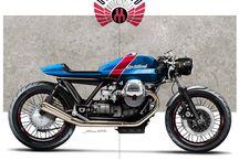 Biker dream / Motos de todos los estilos ( cafe racer , bobber , street tracker ...)