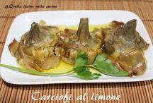 Antipasti / Antipasti della cucina tradizionale italiana