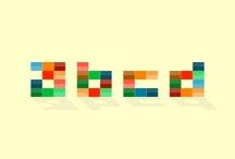 Pixel art / Vormgeving in de meest abstracte manier, PixelArt