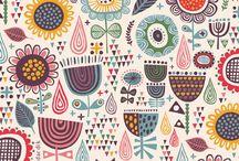 Estampados + Colores
