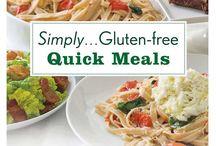 Gluten Free / by Sanna Davis