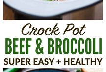 Slow cooking meals