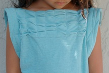 Lets Sew it For Devon / Clothing to make for my little girl / by Lawson and Lotti