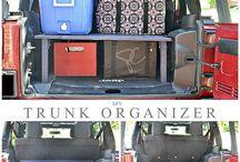 Van organizing
