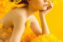 Beautiful yellow / Mooi geel