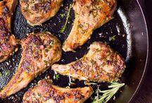 lamb chops recipes