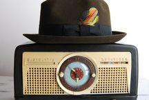 Old Tube Radios / by Steve Clark