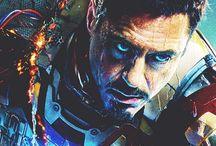Heróis / Homem de Ferro / Tony Stark