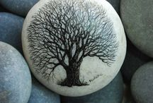 Decorar piedras