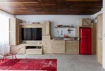 Salas / Living rooms