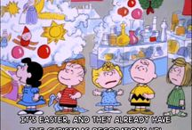 Happy Holidays Charlie Brown!