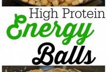 Energy Balls / Snacks