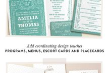 Wedding - invitation
