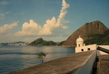 Um lugar para visitar / Fortaleza Santa Cruz da Barra Jurujuba - Niterói - Brasil