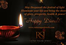 Greetings and Wishes / Wishes from Ratna Sagar Jewels on many occasions