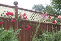 Colourfence / Examples of our fantastic fences
