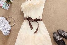 Dresses! / by Angela Martinez