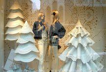 ΧΡΙΣΤΟΥΓΕΝΝΙΑΤΙΚΕΣ ΔΙΑΚΟΣΜΗΣΕΙΣ ΓΙΑ ΕΠΑΓΓΕΛΜΑΤΙΚΟΥΣ ΧΩΡΟΥΣ / Christmas store displays and decorations