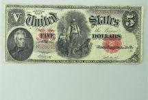 U.S. Coins & Paper Money / by Oakgem