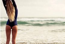 Surfer Girl by WA / #surf #lifestyle #sport #summer #wa #walkaround #girl