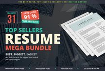 Resume Design / by Rock the Dream