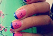 Diseño uñas / Uñas