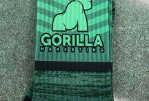 Gorilla Marketing Branded