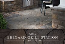 Belgard Backyard Tailgate / Enter to win a $6,000 Belgard Elements Grill Station! We're also giving away weekly prizes. Each Friday, one lucky winner will be randomly drawn from that week's sweepstakes entries and will receive a Belgard Tailgate Kit complete with grill tools and a heavy-duty apron with dual-insulated pockets to keep beverages cold (valued at $100), so enter often! belgard.com/tailgate / by Belgard Hardscapes