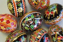 EASTER IN POLAND / by Zosienka