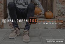 Campaña Halloween - WAU