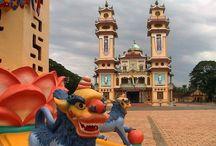 Vietnam: Tempio Caodai