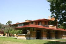 Kansas Architecture - Prairie / Featuring Prairie style architecture in Kansas
